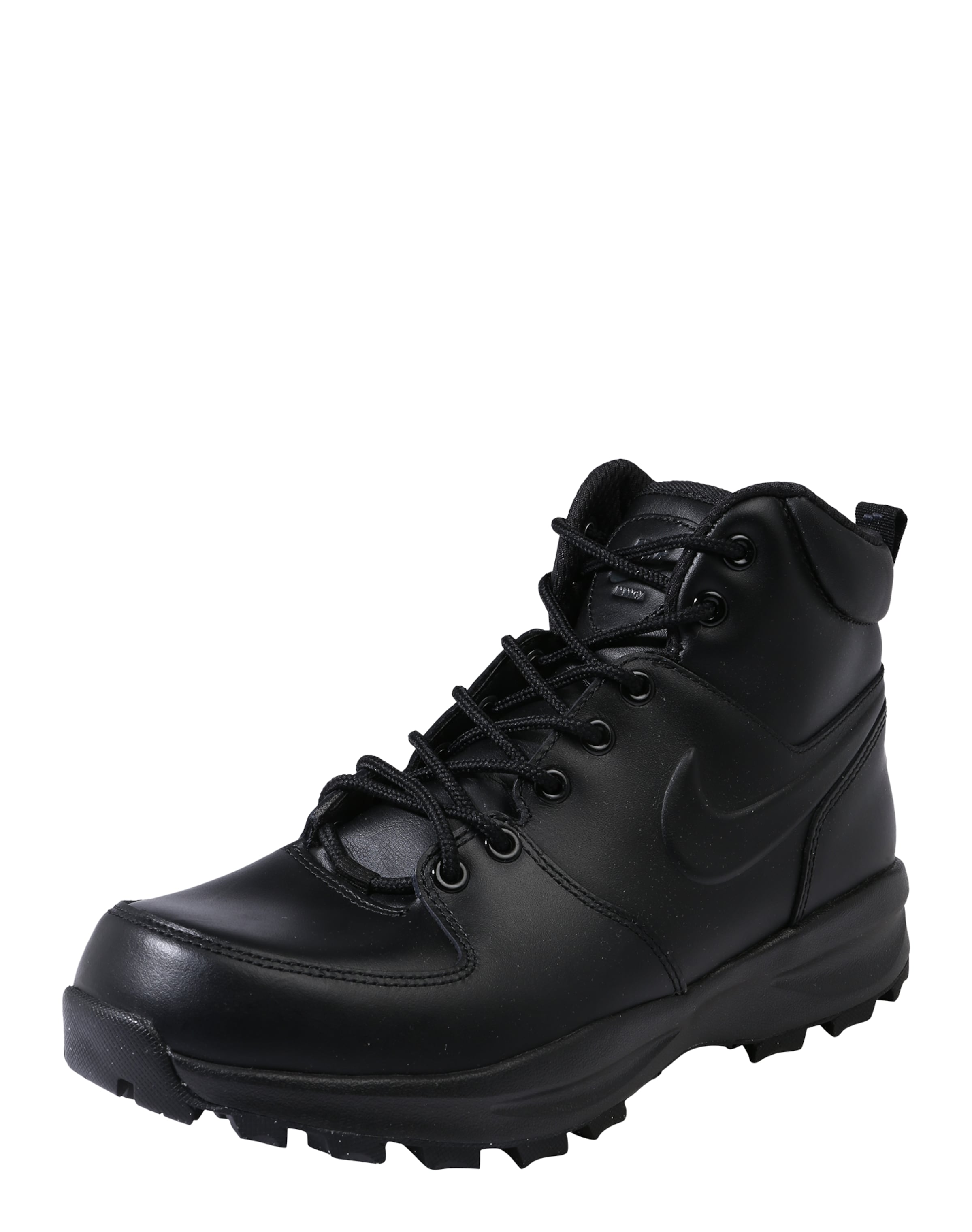 Sportswear Sneaker Nike In Schwarz 'manoa' High Jc1lKTF