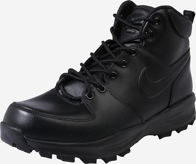 Nike Sportswear Čizme na vezanje 'Manoa' u crna, Pregled proizvoda