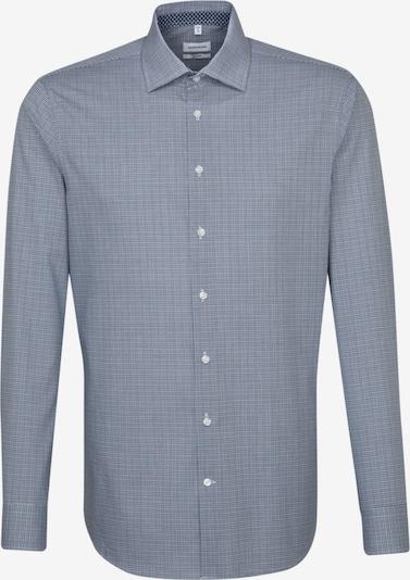SEIDENSTICKER Chemise business 'Tailored' en bleu-gris / gris, Vue avec produit