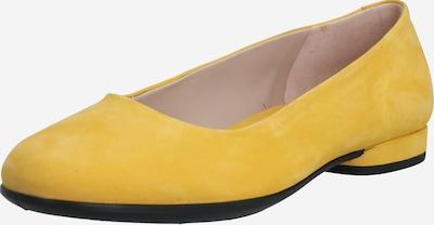 ECCO Balerinke 'ANINE' | rumena barva, Prikaz izdelka