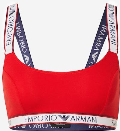 Emporio Armani BH in rot / weiß, Produktansicht