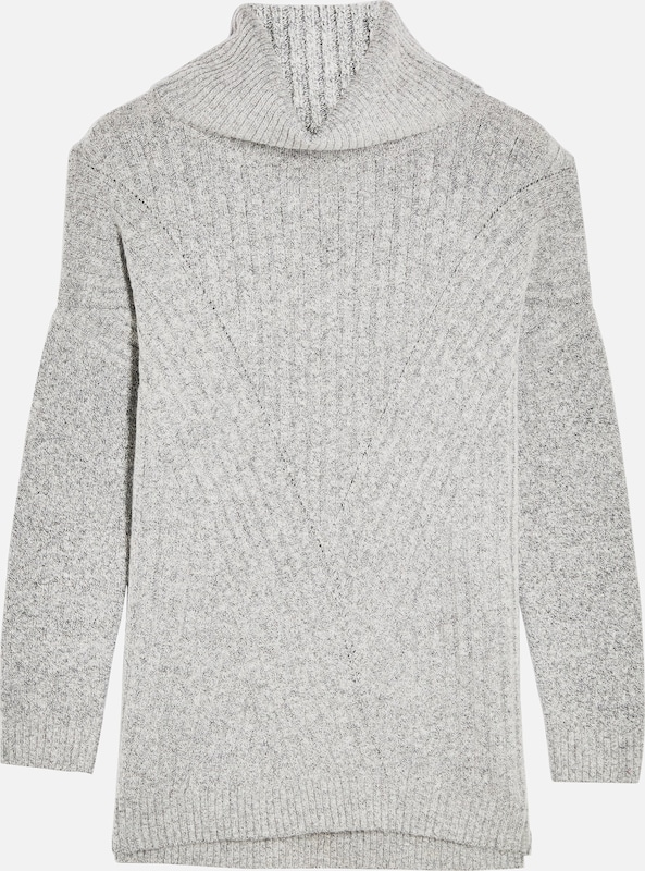 Miss Selfridge Pullover in grau, Produktansicht