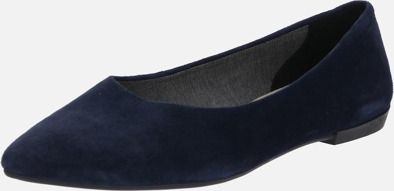 Shoemakers En Vagabond Ballerines 'aya' Bleu Foncé NmwOyn80vP