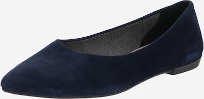 VAGABOND SHOEMAKERS Balerīntipa apavi 'Aya' pieejami tumši zils, Preces skats