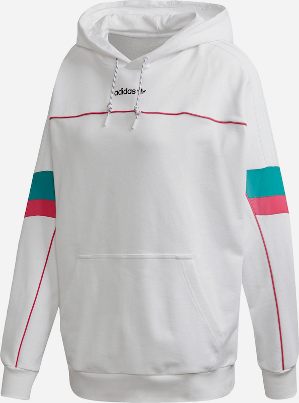 ADIDAS ORIGINALS Sweatshirt in weiß, Produktansicht