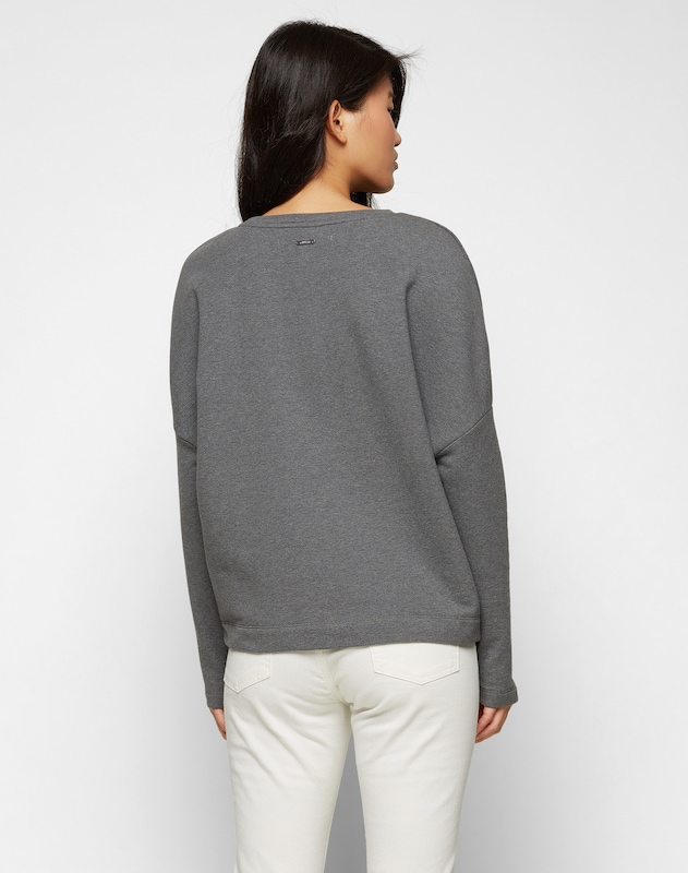 GUESS Fleece-Pullover 'Crystal'