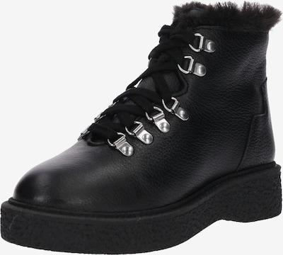 fekete Zign Bakancsok '8A7075', Termék nézet