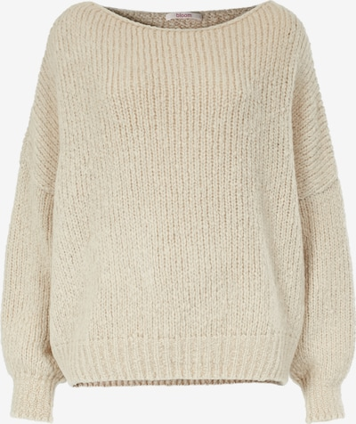 BLOOM Pullover in beige, Produktansicht