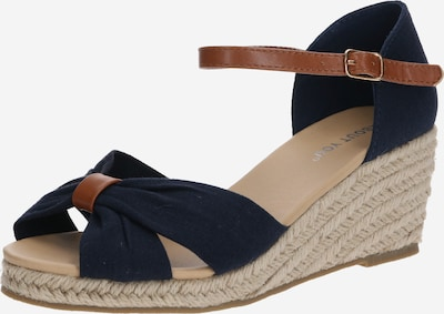 ABOUT YOU Sandaal 'Sarina' in de kleur Navy, Productweergave