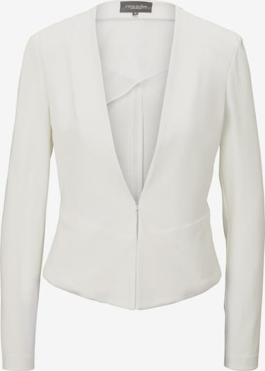 MINE TO FIVE Jersey-Blazer in weiß, Produktansicht