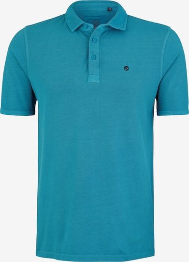 Shirts for Life Poloshirt 'Liam' in blau, Produktansicht