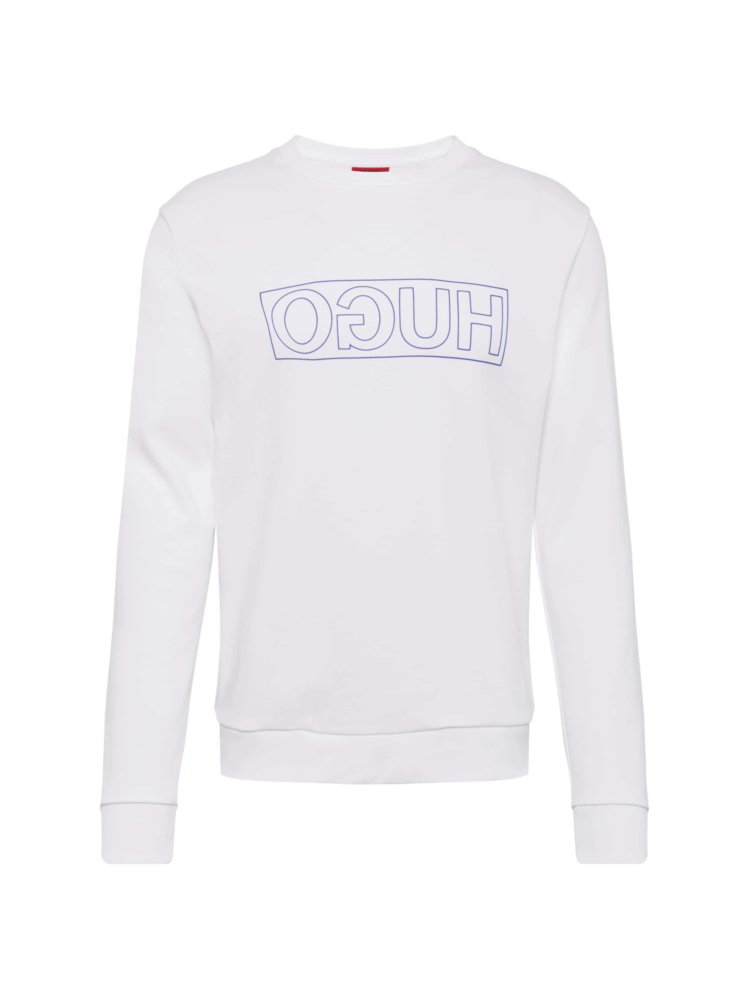 Sweatshirt u6' Weiß 'dicago Hugo In N8nvmw0O