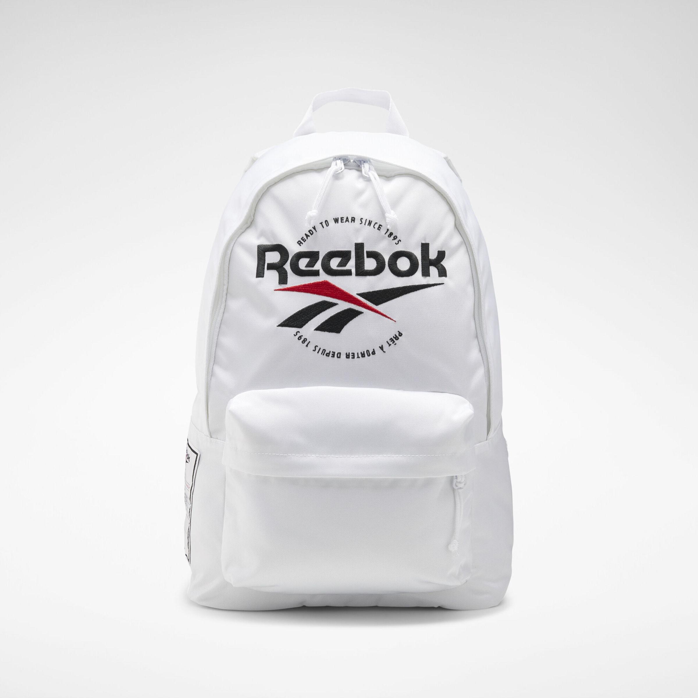 Reebok Rucksack In Reebok Classic Classic Rucksack In Rucksack Weiß Classic Weiß Reebok PwkO0n