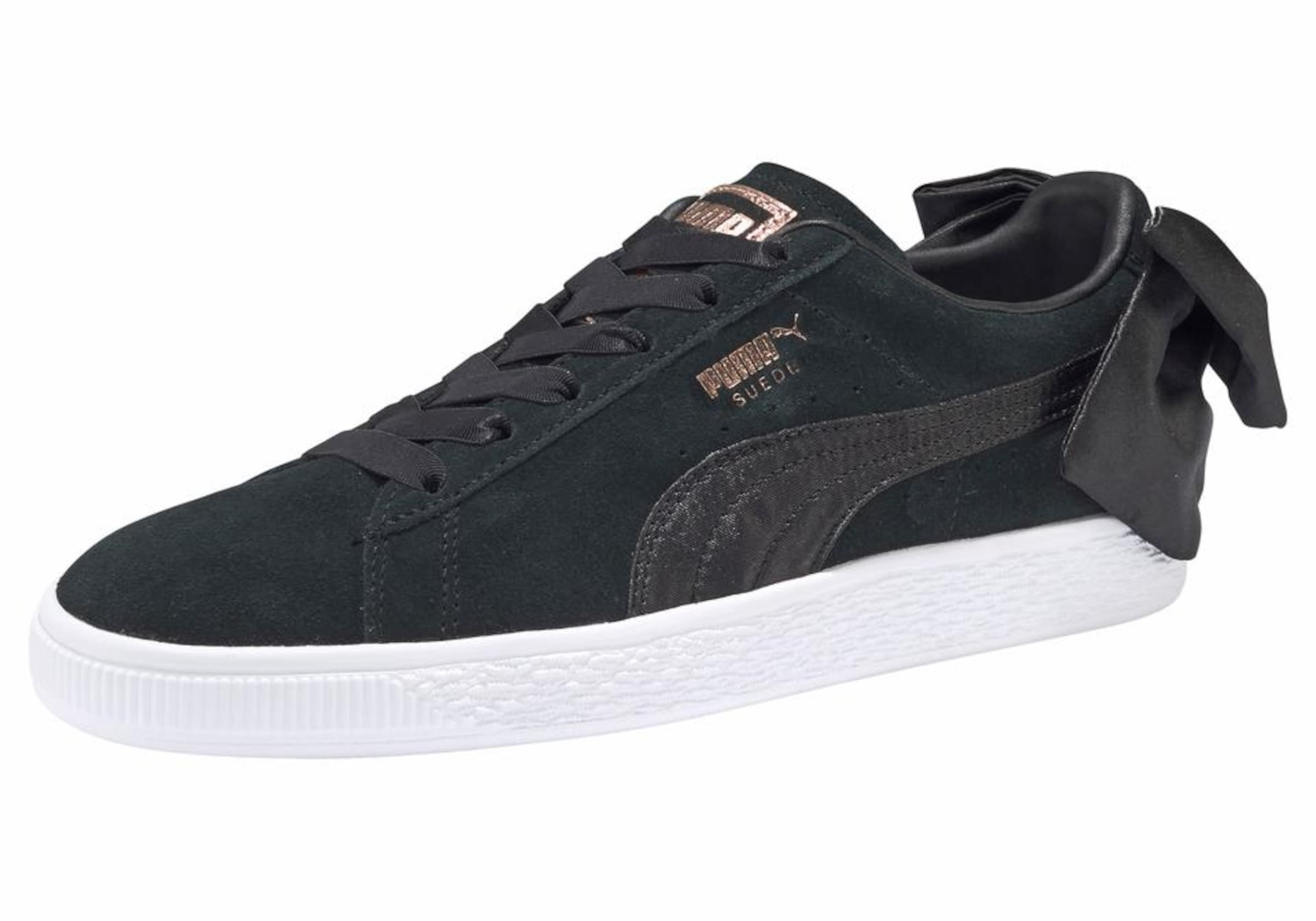 PUMA Sneaker  Suede Bow Wn´s