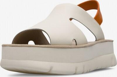 CAMPER Sandalen 'Oruga Up' in beige, Produktansicht