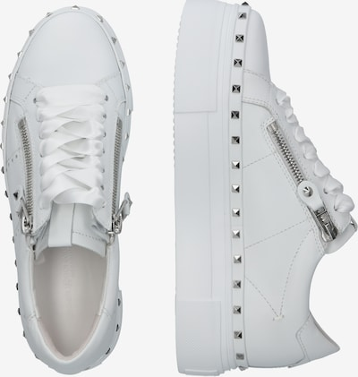 Kennel & Schmenger Sneakers laag 'Nano' in de kleur Wit: Zijaanzicht