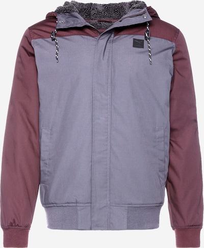 Iriedaily Winterjas in de kleur Navy / Bordeaux, Productweergave
