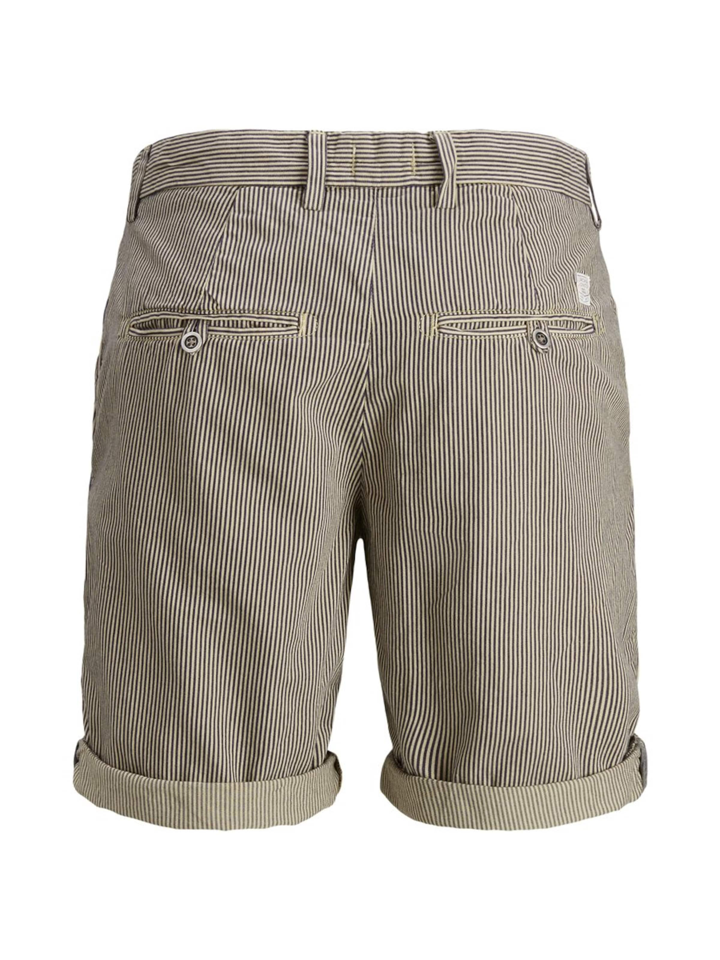 Jackamp; Jones Pantalon Gris À Foncé Pince En wkO8n0P