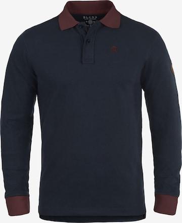 BLEND Shirt 'Ralle' in Black