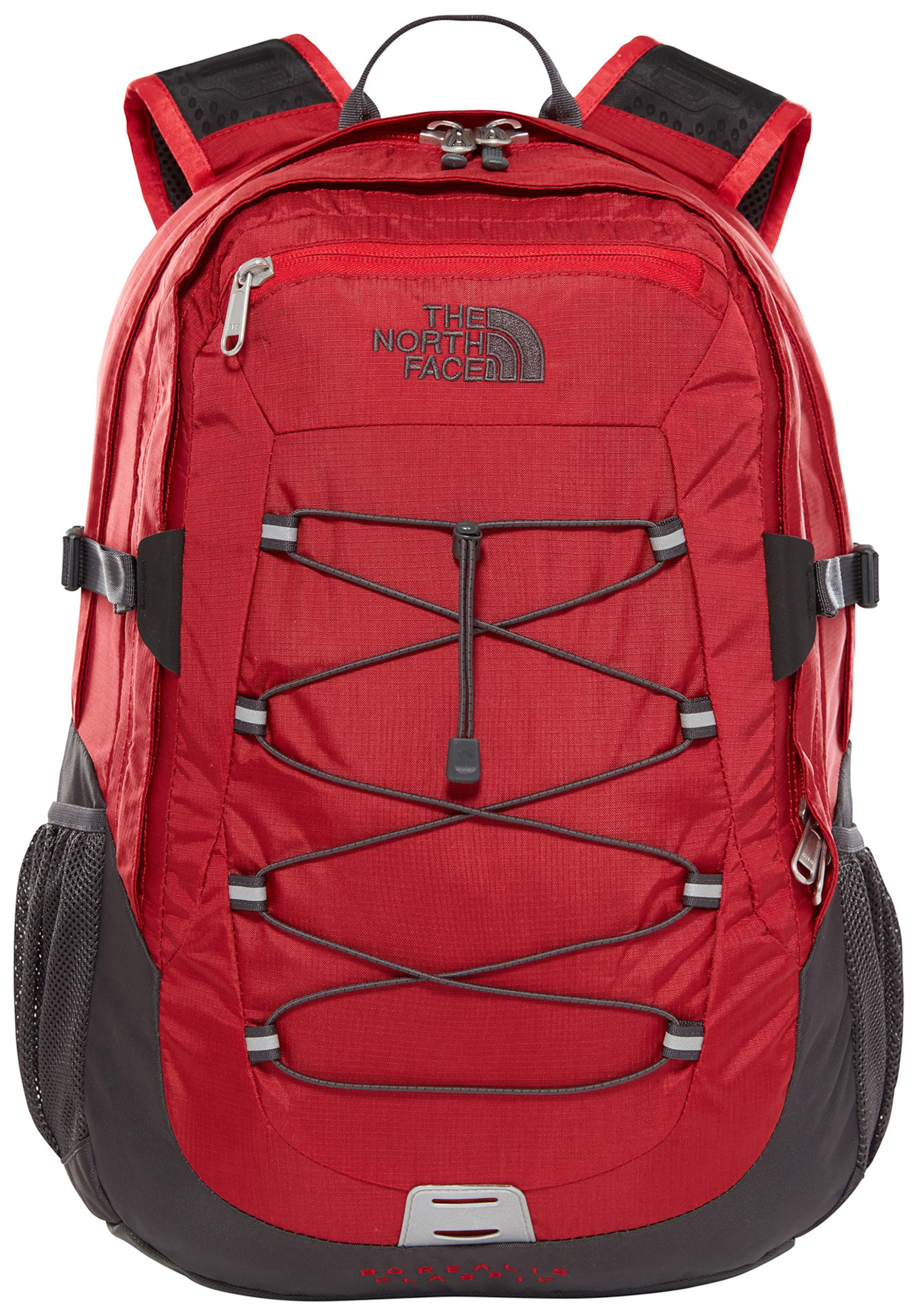 North 'borealis The Rucksack Face In FeuerrotSchwarz Classic' f67yvIbgY