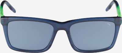 PUMA Sonnenbrille in blau / grün, Produktansicht