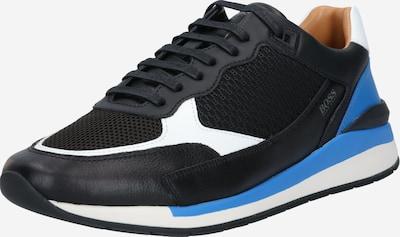 fekete BOSS Rövid szárú edzőcipők 'Element', Termék nézet