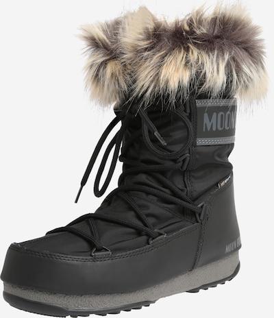 MOON BOOT Čizme za snijeg u bež / crna, Pregled proizvoda