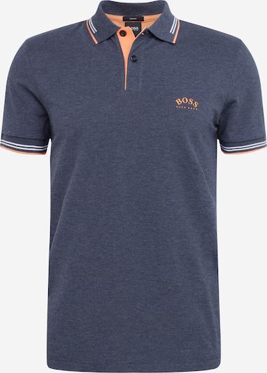 BOSS ATHLEISURE Majica 'Paul Curved' | mornarska barva, Prikaz izdelka