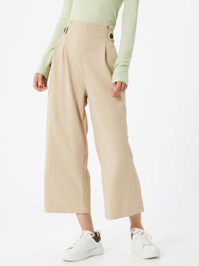 Hailys Hose 'Thalisa' in beige, Modelansicht