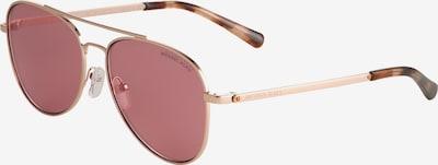 Michael Kors Sonnenbrille 'SAN DIEGO' in rosé, Produktansicht
