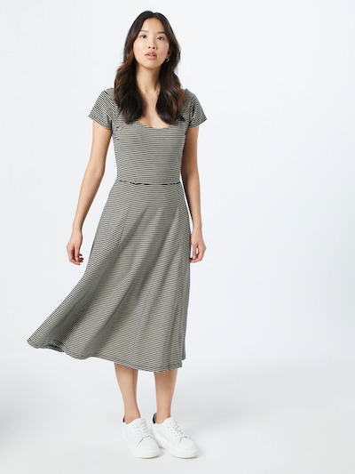 sessun Kleid' in sand / navy, Modelansicht