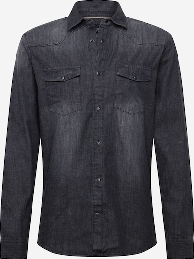 Only & Sons Jeanshemd in black denim, Produktansicht