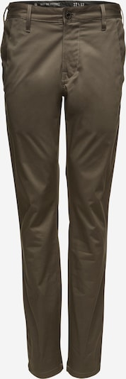 G-Star RAW Chinohose 'Bronson Slim' in khaki, Produktansicht