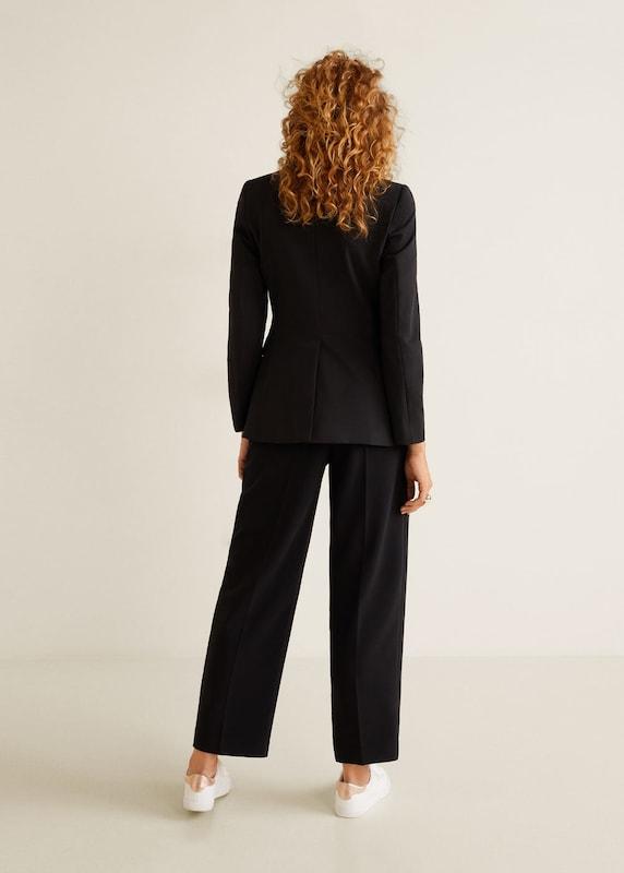 MANGO Blazer 'Office' 'Office' 'Office' in schwarz  Neue Kleidung in dieser Saison da414d