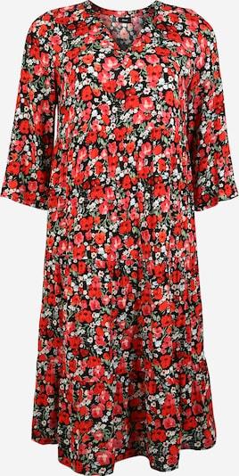 Zizzi Kleid in rot, Produktansicht