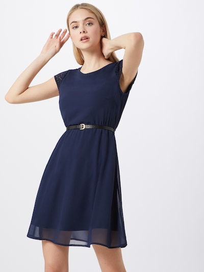 VERO MODA Kleid 'STEPHANIE' in navy, Modelansicht