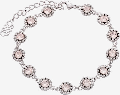 LILY AND ROSE Armband 'Petite Kate - Silk' in silber, Produktansicht
