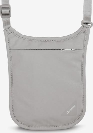 Pacsafe Brusttasche in grau, Produktansicht