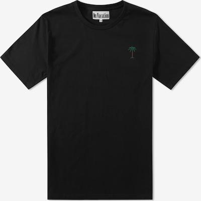 On Vacation T-Shirt in schwarz, Produktansicht