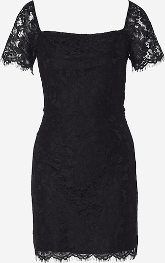 Fashion Union Koktejlové šaty 'TENDER' - černá, Produkt
