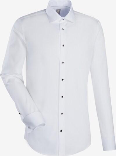 Jacques Britt City-Hemd ' Slim Fit ' in weiß, Produktansicht