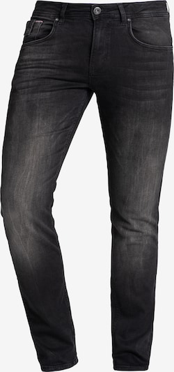 Miracle of Denim Jeans 'Ricardo' in black denim, Produktansicht