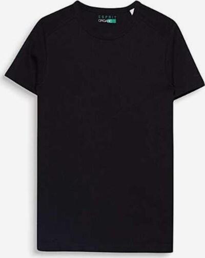 ESPRIT T-Shirt in schwarz, Produktansicht