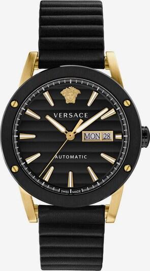 VERSACE Uhr 'VEDX00419' in gold / schwarz, Produktansicht