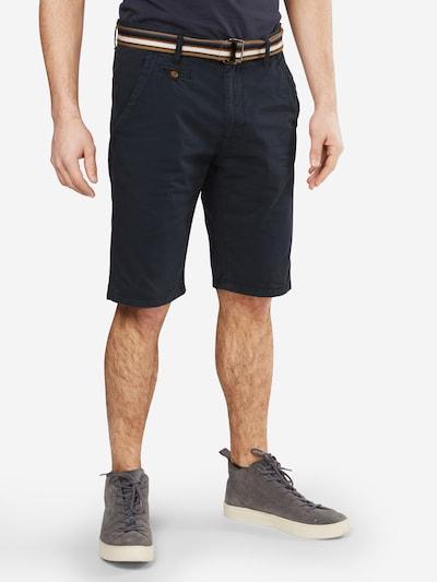 INDICODE JEANS Chino hlače 'Royce' u mornarsko plava, Prikaz modela