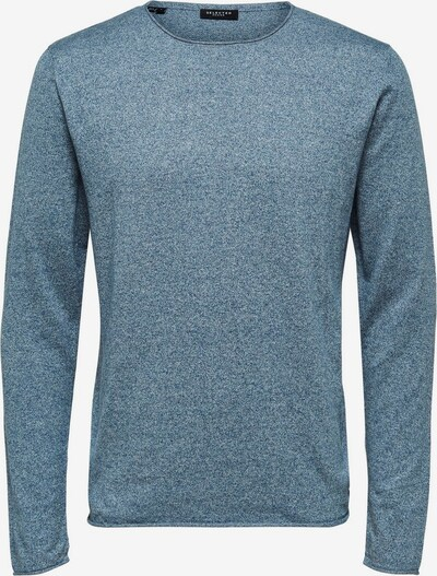 SELECTED HOMME Pullover 'Shddome' in taubenblau, Produktansicht