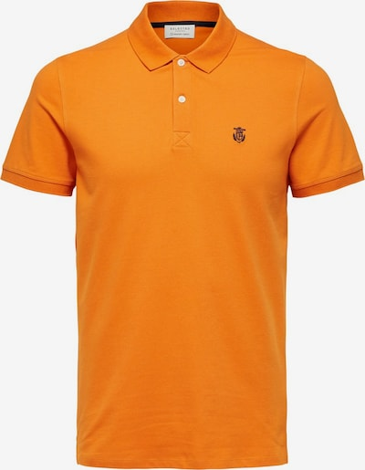 SELECTED HOMME Shirt in de kleur Donkeroranje, Productweergave