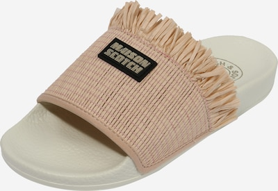 SCOTCH & SODA Slipper 'Alie' in beige / schwarz, Produktansicht