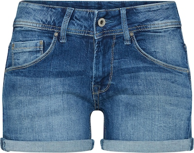 Pepe Jeans Jeansshorts 'Siouxie'