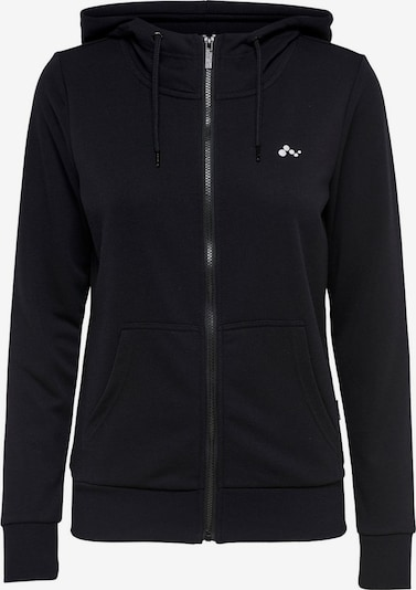 ONLY PLAY Sports sweat jacket in black, Item view